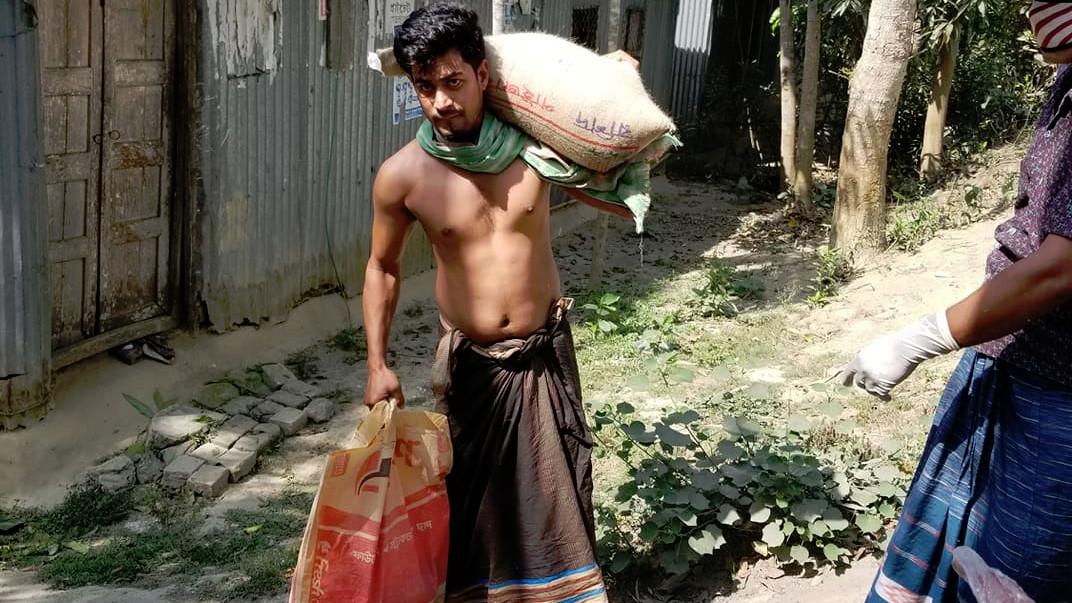 Coronavirus Covid-19 Relief Bangladesh