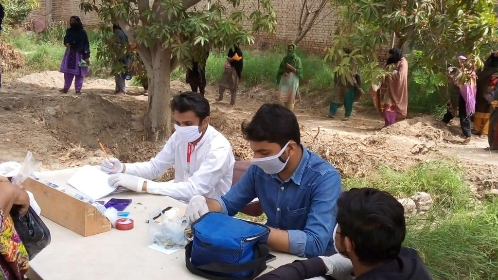 Coronavirus Covid-19 Relief Pakistan
