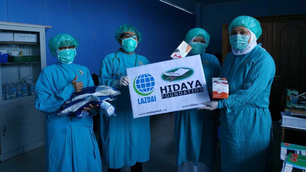 Coronavirus Covid-19 Relief Indonesia